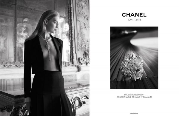 chanel venise dominique issermann