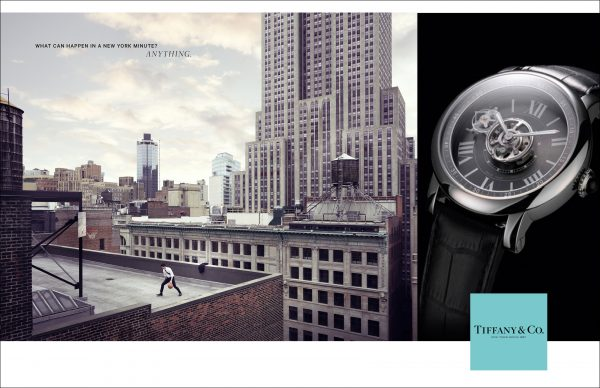 Bruno Aveillan Tiffany newyork dmbm watch