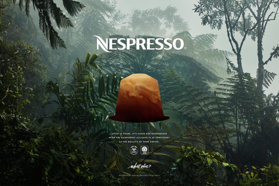 nespresso colombie eric valli