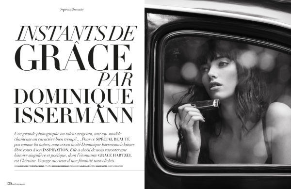 grace issermann figaro Dominique france retoucher